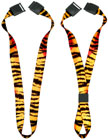 "5/8"" Art Printed Safety Neck Ring Lanyards - Safety Break Away Neck Straps LY-NR-P-503HD/Per-Piece"