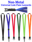 "5/8"" X-Ray Check Free Lanyards For Your Name Badges LY-UL/Per-Piece"