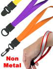 "Plastic Wrist Lanyards: 5/8"" Non-Metal Wrist Strap Attachment Models LY-UL-WS/Per-Piece"