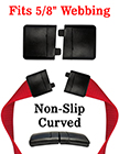 "5/8"" Non-Slip Safety Breakaway Buckle LY-CC058-N/Per-Set"