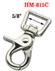 "5/8"" Popular Square Head Lobster Clip Hooks: For Flat Rope HM-815C/Per-Piece"