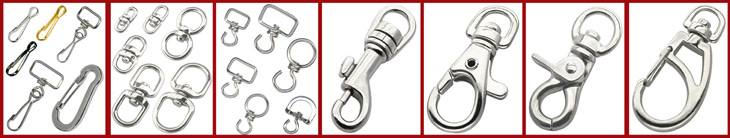 Spring Hooks Swivel Hooks Bolt Snaps Dog Leash Snap